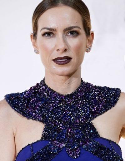 Kira Miró attending Woman Madame Figaro gala