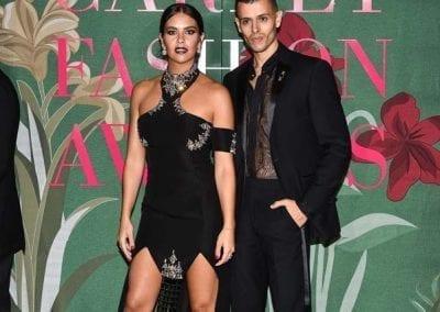 Cristina Pedroche & Andrés Acosta