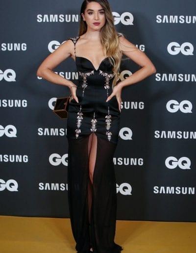 LOLA INDIGO ATTENDING GQ MEN OF THE YEAR AWARDS